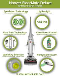 Laminate Floor Brush Hoover Floormate Deluxe The Review Of A Hard Floor Cleaner