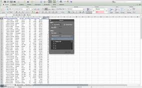 Blank Spreadsheets How To Add And Delete Blank Rows In Excel Mac Youtube