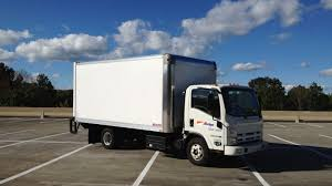 isuzu npr ecomax moving truck the opposite lock review