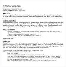 sample employee action plan 12 documents in pdf