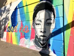 amplify on twitter if you re in sydney drop by the oitnb mural on the corner of foveaux and norton st surry hills pousseyforever https t co a0zbmmsupa