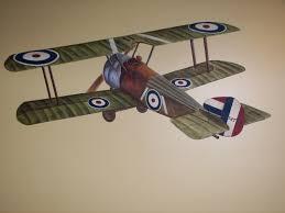 airplane murals sherri davis art biplane mural