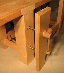 Woodworking Bench Vise Plans Better Living Through Woodworking