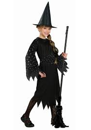 collection witch halloween costumes for kids pictures green punky