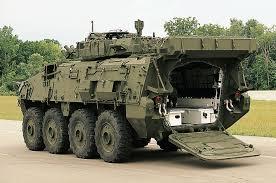 survival truck interior world exclusive gm defense stryker truck trend