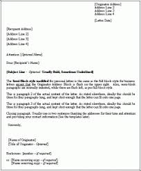 personal letter format example best template collection