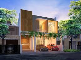 small not simple minimalist modern modular home design the