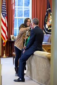 Oval Office Over The Years by Obama Family White House Photos