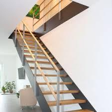 holz fã r treppen kombination holz stahl treppen treppenbau holztreppen