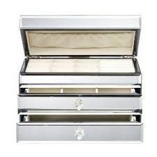 Mirror Jewelry Armoire Target Mirrored Glass Jewelry Box Target Style Guru Fashion Glitz