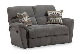 Reclining Sofas And Loveseats Sets Grey Leather Reclining Sofa Visionexchange Co