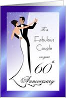 60th wedding anniversary cards from greeting card universe