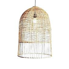 Wicker Pendant Light Rattan Pendant Light Rattan Pendant Light Large Rattan Pendant