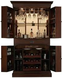 wine cabinets for home amazing shopping savings arianna brown stain home bar wine cabinet