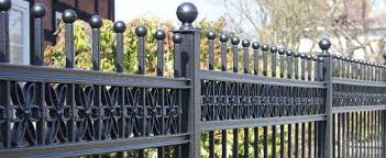 amoy ironart fence wrought iron fences ornamental driveway
