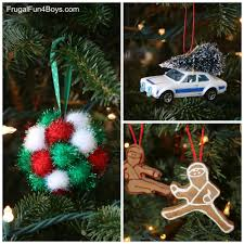 boy approved ornaments for to make