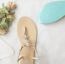 wedding shoes sandals something blue sole wedding shoes sandals with gold