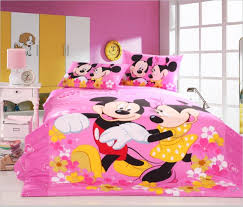 Mickey And Minnie Comforter Manificent Fresh Minnie Mouse Bedroom Set Full Size Toddler Bed