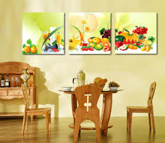 awesome wall design zoom fruit wall art kitchen modern fruit wall