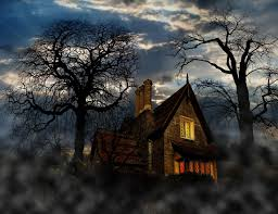 Halloween Lights On House 9 Numbers That Shed Light On Americans And Their Paranormal