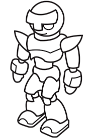 coloring pages surprising robot coloring pages 2