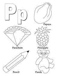 alphabet words coloring pages world free alphabet coloring pages
