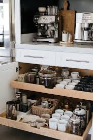 coffee kitchen cabinet ideas coffee station ideas bullard