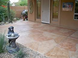 Tiling A Concrete Patio by Patio Floor Ideas Concrete Outdoor Flooring Cheap Uk Exteriors