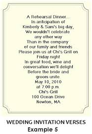 Wedding Invitations Sayings Wedding Rehearsal Dinner Invitations Wording Kawaiitheo Com