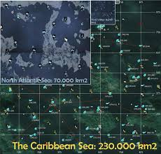 Caribbean Sea Map by Assassin U0027s Creed Map Comparisons Forums Page 6