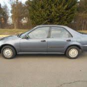 1994 honda civic 4 door 1994 honda civic 4 dr sedan white for sale in irvine california