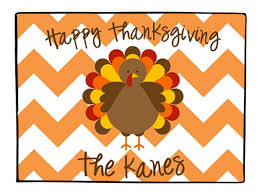 haymarket designs personalized thanksgiving turkey doormat