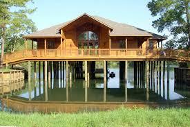 cabin houses lake house the retreat at artesian lakes