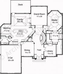 house plans with daylight basements lambay manor neoclassic house plan classical house plan