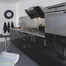 meuble de cuisine noir meilleur de meuble cuisine noir photos de conception de cuisine