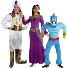 Alladin Halloween Costume Aladdin Costumes Animated Movie Costumes Brandsonsale