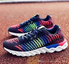 ultra light running shoes 2017 couple shoes flying sport ultra light running shoes shoes for