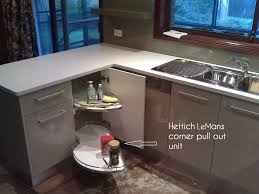 clever corner storage solution from hettich clever kitchen