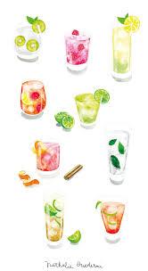 cocktail illustration 20 best illustrations cocktails images on pinterest food