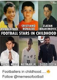 Diego Costa Meme - cristiano ronaldinho ronaldo ibrahimovic zlatan football stars in