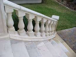 Banister Caps Stone Bench Banister Cap Fireplaces Bartlett Texas Tx