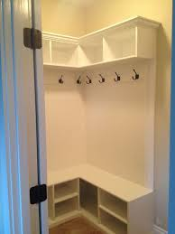 Built In Bench Mudroom L Shaped Mudroom Cubbies Google Search Mudroom Pinterest