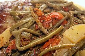 comment cuisiner les haricots verts recette de haricots verts à l italienne