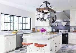 kitchen island hanging pot racks furniture inspiring kitchen storage pots and pans design ideas