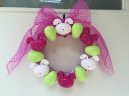 dollar tree halloween background 15 minute dollar tree easter wreath tutorial with pictures socal