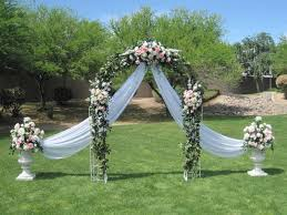 wedding arches canada wedding arches white wrought iron arch with greenery 3 floral
