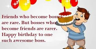 lovely message birthday wishes for boss e card nicewishes