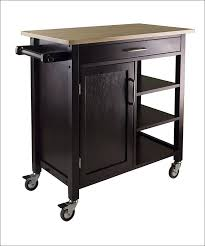 small rolling kitchen island kitchen rolling island table small kitchen island on wheels oak