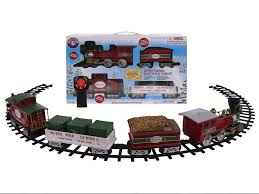 pole central ready play freight set