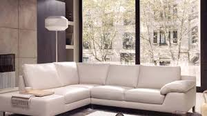White Leather Couch Living Room Decorating Family Room With Fireplace And Tv Grey Painting